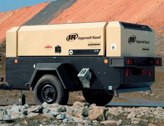 Ingersoll-Rand-Portable-Air-Compressor-Doosan-Diesel-Drive-Compressor-7-71-12-56-14-85-10-105-9-110-7-120-